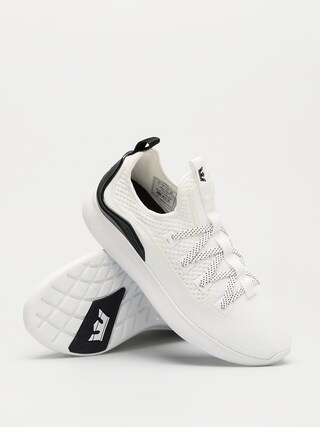 Buty Supra Factor (white/black white)