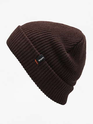 Czapka zimowa Brixton Heist Beanie (dark brown)
