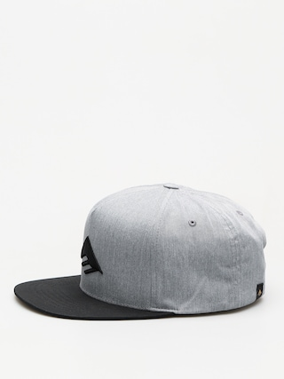 Czapka z daszkiem Emerica Triangle Snapback ZD (grey/black)