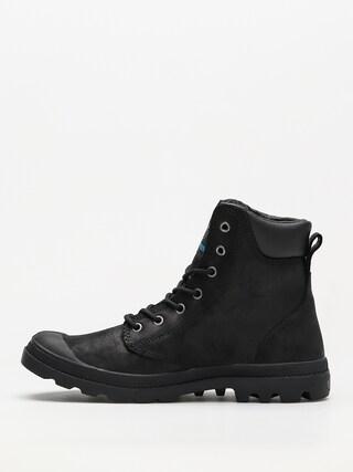 Buty Palladium Pampa Sport Cuf WP LUX (black/black)