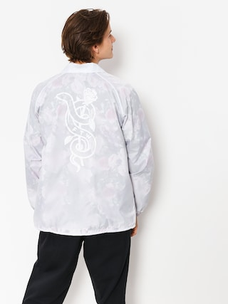 Kurtka Real Bloom Windbrk (white/floral)