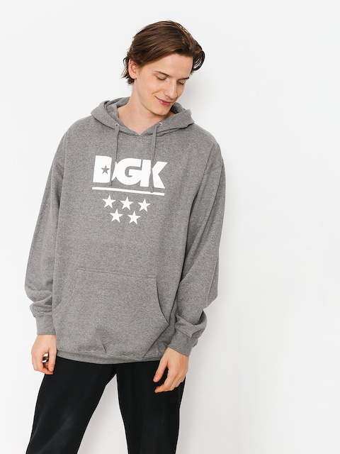 Bluza z kapturem DGK All Star HD (gunmetal)