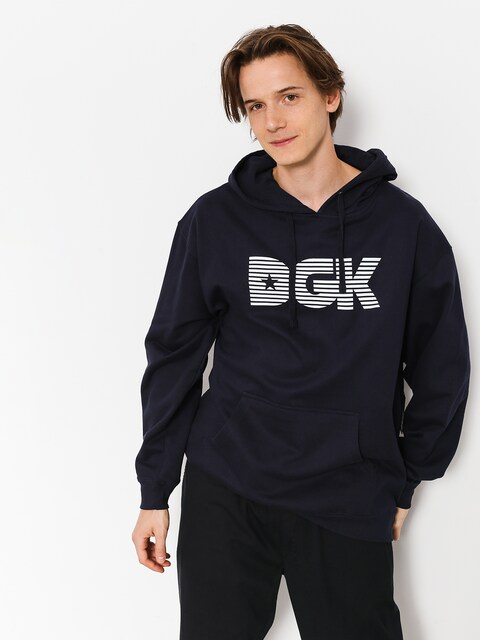 Bluza z kapturem DGK Levels HD
