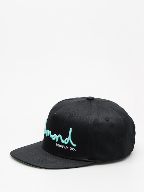 Czapka z daszkiem Diamond Supply Co. Og Script Snapback ZD