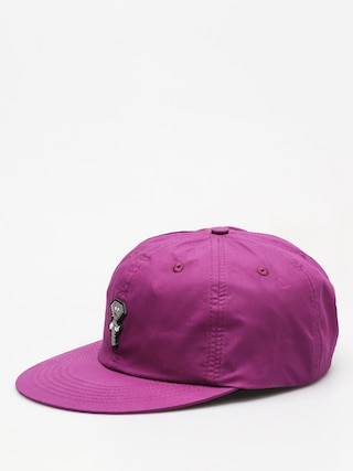 Czapka z daszkiem Diamond Supply Co. Screwed Up Unstructu Clipback ZD (purple)