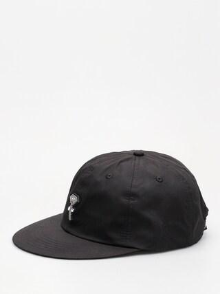 Czapka z daszkiem Diamond Supply Co. Screwed Up Unstructu Clipback ZD (black)