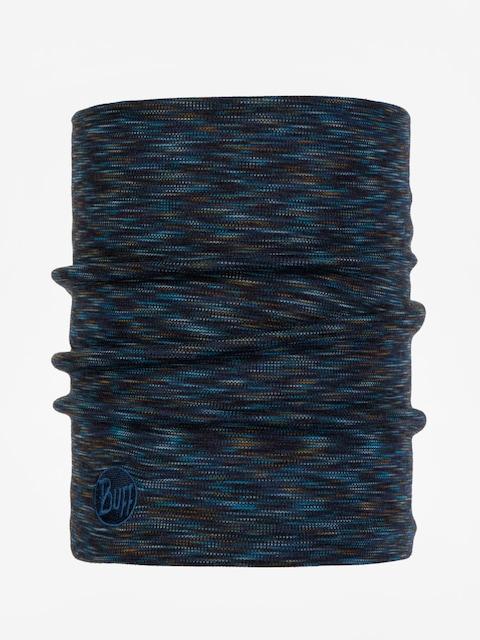 Ocieplacz Buff Hw Merino Wool (denim multi stripes)
