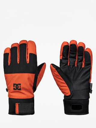 Rękawice DC Industry Glove (red orange)