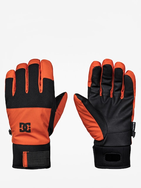 Rękawice DC Industry Glove (red orange)