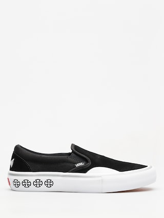Buty Vans x Independent Slip On Pro (independent black/white)