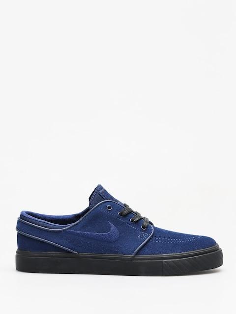 Buty Nike SB Zoom Stefan Janoski (blue void/blue void black)