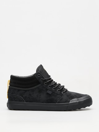 Buty DC Evan Hi Wnt (black/yellow)