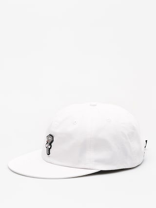 Czapka z daszkiem Diamond Supply Co. Screwed Up Unstructu Clipback ZD (white)