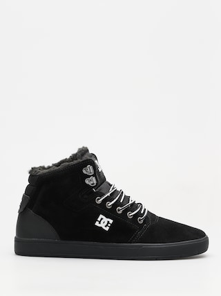 Buty zimowe DC Crisis High Wnt (black/white/black)