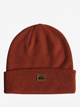 Czapka zimowa Quiksilver Performed Beanie (barn red heather)