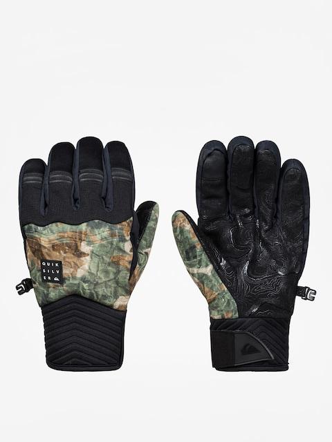 Rękawice Quiksilver Method Glove (tanenbaum grape leaf)