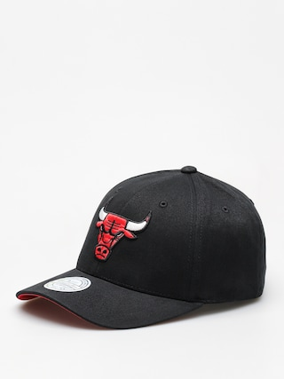 Czapka z daszkiem Mitchell & Ness Nba Team Logo Low Pro 110  ZD (black/bulls)