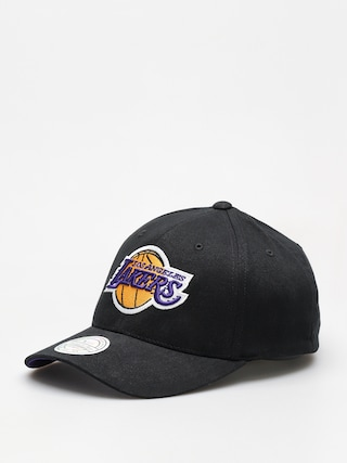 Czapka z daszkiem Mitchell & Ness Nba Team Logo Low Pro 110 ZD (black/lakers)