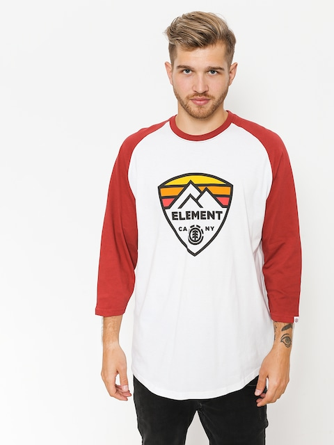 T-shirt Element Guard Raglan (brick red)