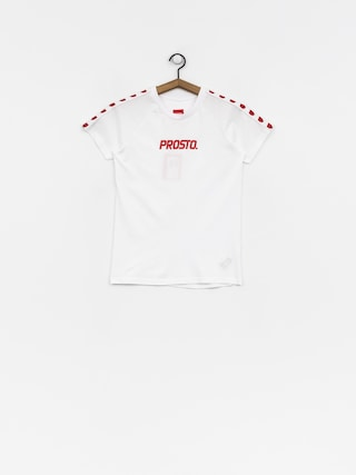 T-shirt Prosto Tapex Wmn (snow)