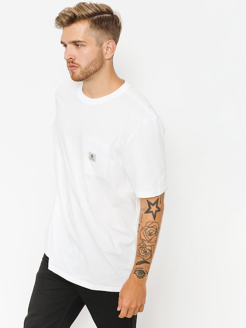 T-shirt Element Basic Pocket Label