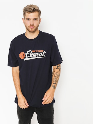 T-shirt Element Signature (eclipse navy)