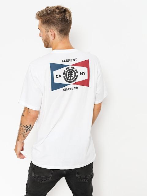 T-shirt Element Segment (optic white)