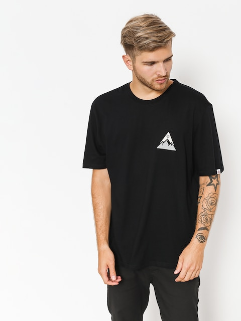 T-shirt Element Delta (flint black)