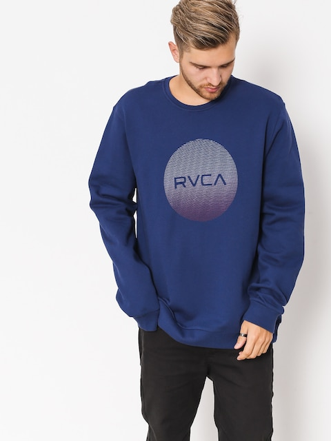 Bluza RVCA Rvca Motors (blue depths)