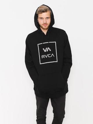 Bluza z kapturem RVCA Va All The Way HD (black)