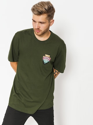T-shirt Element Ea North America (olive drab)