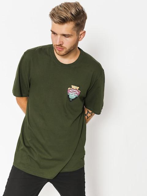 T-shirt Element Ea North America (olive drab)