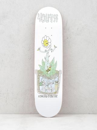 Deck Youth Skateboards Andrzej Kwiatek (white)