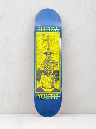 Deck Youth Skateboards Prestidigitator (navy/yellow)
