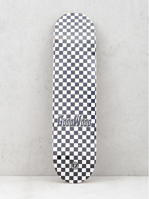 Deck Goodwood Checker (black/white)