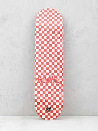 Deck Goodwood Checker (red/white)
