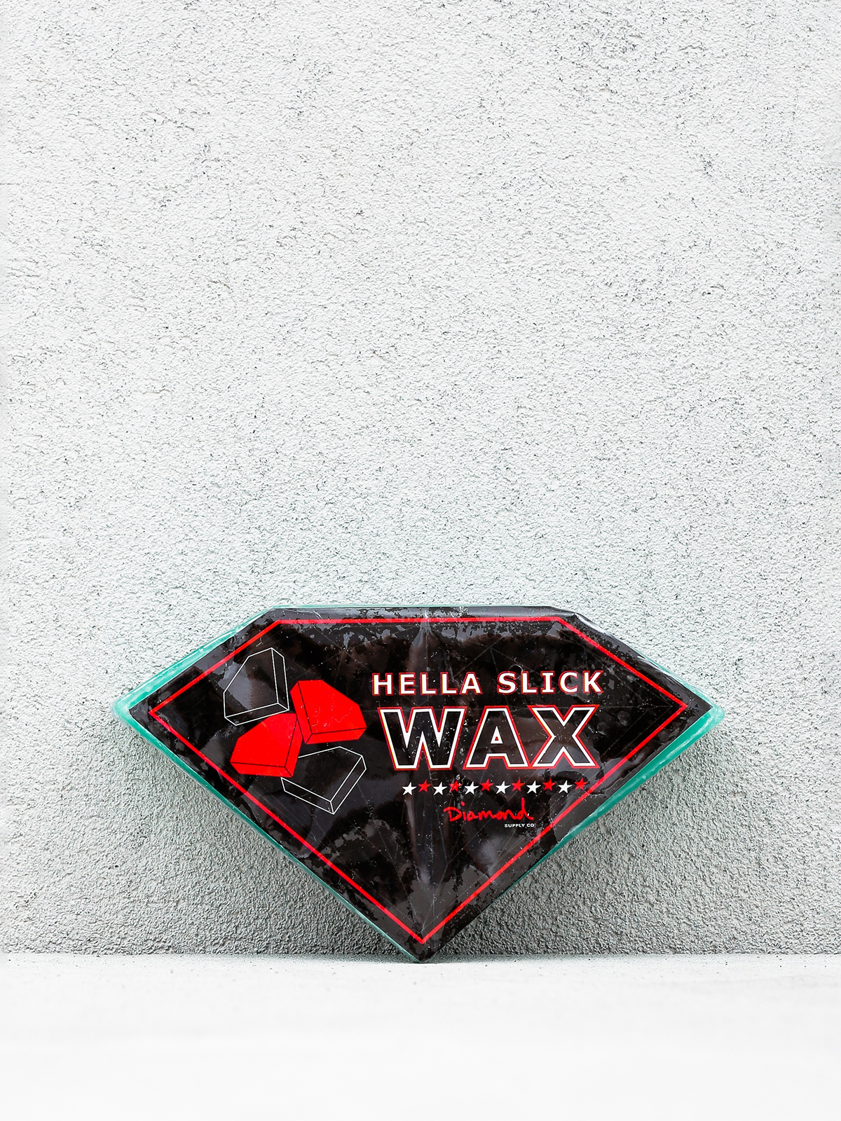 Wosk Diamond Supply Co. Hella Slick Wax (diamond blue)