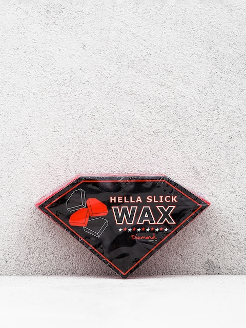 Wosk Diamond Supply Co. Hella Slick Wax (red)