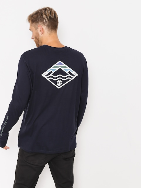 Longsleeve Element Layer (eclipse navy)