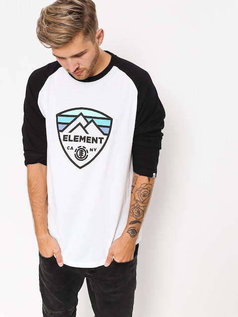 T-shirt Element Guard Raglan (flint black)