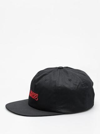 Czapka z daszkiem Brixton Revert Mp Snbk ZD (black)