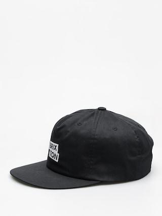 Czapka z daszkiem Brixton Team Mp Snbk ZD (black)