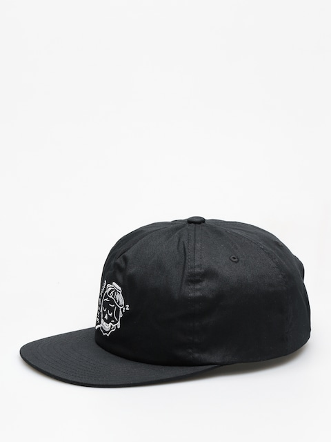 Czapka z daszkiem Brixton Tired Mp Snbk ZD (black)