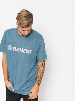 T-shirt Element Blazin (blue steel htr)