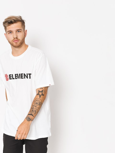 T-shirt Element Blazin (optic white)