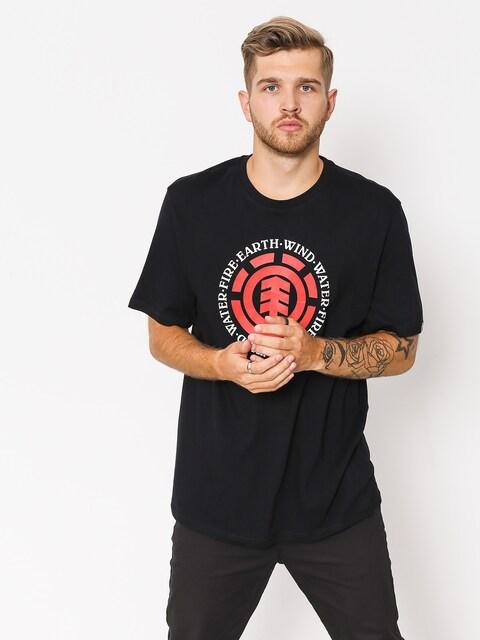 T-shirt Element Seal (flint black)