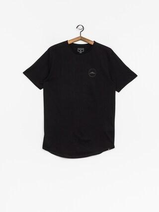 T-shirt Quiksilver Quik And Co (black)