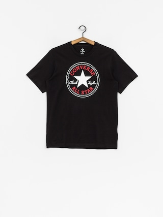 T-shirt Converse Chuck Patch (black)