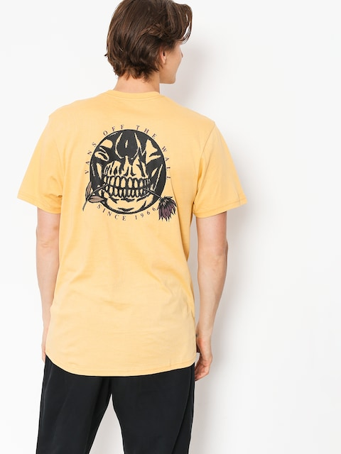 T-shirt Vans Pushing Up Daisies