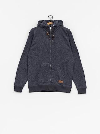 Bluza z kapturem Quiksilver Keller ZHD (navy blazer heather)